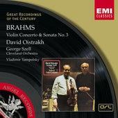 Brahms : Violin Concerto in D/Violin Sonata No.3 in D minor by Various Artists