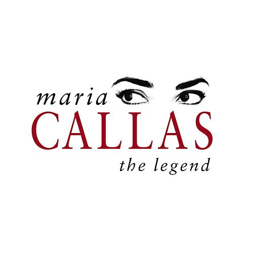 The Legend by Maria Callas