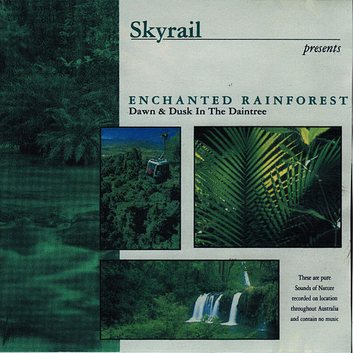 Sounds of Nature Series: Enchanted Rainforest by Ken Davis