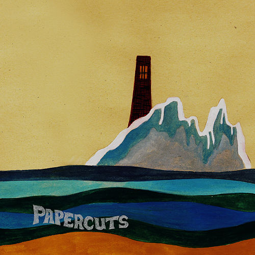 White are the Waves by Papercuts