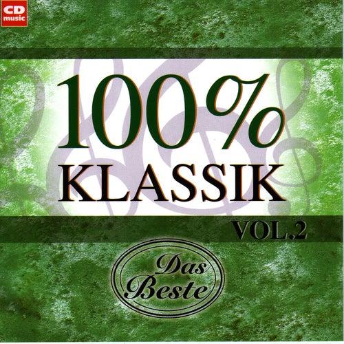 100% Klassik Vol. 2 by Das Große Klassik Orchester