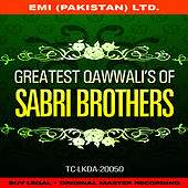 Greatest Qawwali's Of Sabri Brothers by Sabri Brothers