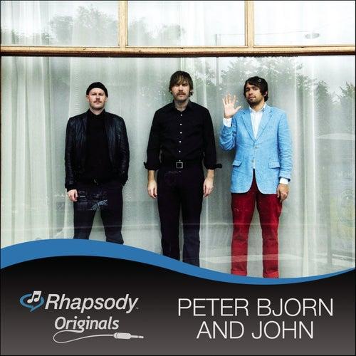 Rhapsody Originals by Peter Bjorn and John