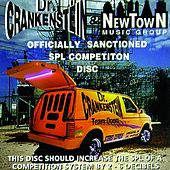 Dr. Crankenstein: Officially Sanctioned SPL Competition Disc by Dr. Crankenstein