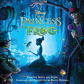 The Princess and the Frog (Official Soundtrack) by Various Artists