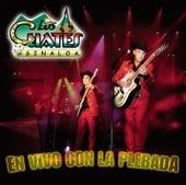 En Vivo Con La Plebada by Los Cuates De Sinaloa