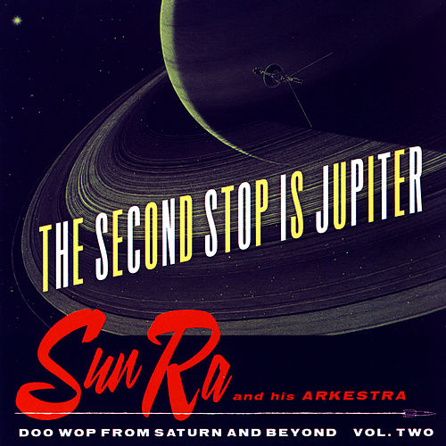 The Second Stop Is Jupiter by Various Artists