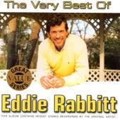 The Very Best Of Eddie Rabbitt by Eddie Rabbitt