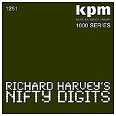 KPM 1000 Series: Richard Harvey's Nifty Digits by Richard Harvey