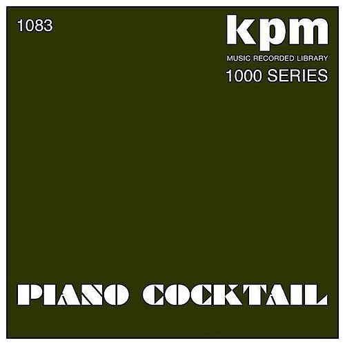 KPM 1000 Series: Piano Cocktail by Marian McPartland