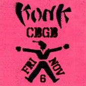 Live At CBGB Nov 6 1981 by Konk
