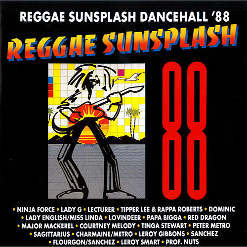 Reggae Sunsplash Dancehall '88 by Various Artists