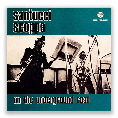 On the Underground Road by Cicci Santucci