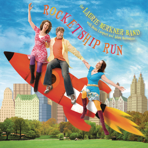 Rocketship Run by The Laurie Berkner Band