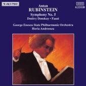 Symphony No. 5 by Anton Rubinstein