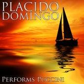 Placido Domingo Performs Pucinni by Placido Domingo