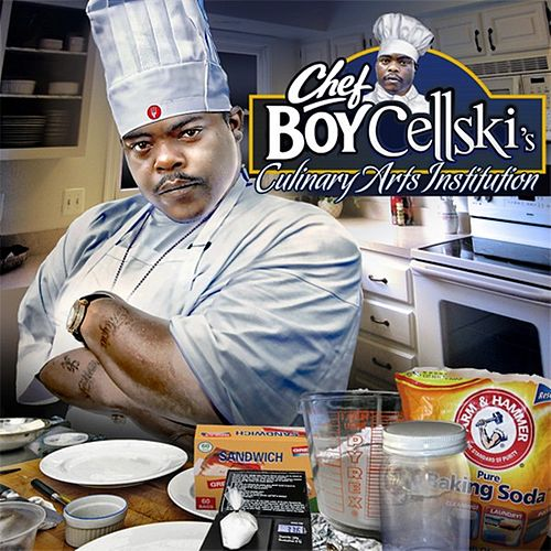 Chef Boy Cellski's Culinary Arts Institution by Cellski