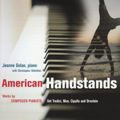 American Handstands by Jeanne Golan