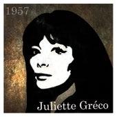 Radio Suisse Romande Présente: Concert Live At Lausanne (1957) by Juliette Greco