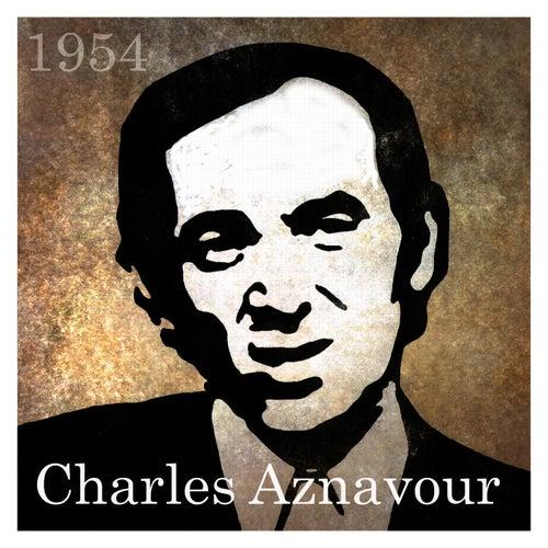 Radio Suisse Romande Présente: Studio Recording At Lausanne (1954) & Concert Live At Lausanne by Charles Aznavour