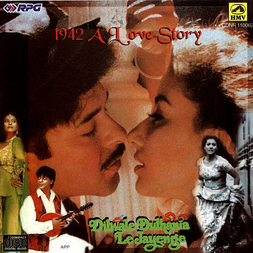 Dilwale Dulhania Le Jayenge / 1942-A Love Story by Various Artists