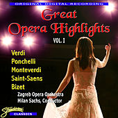 Great Opera Highlights Vol. 1 von Various Artists
