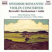 Swedish Romantic Violin Concertos by Tobias Ringborg