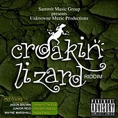 Croakin' Lizard Riddim by Various Artists