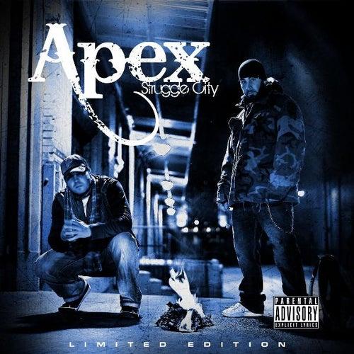 Struggle City by The Apex