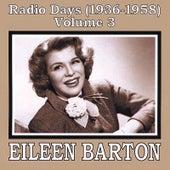 Radio Days (1936-1958), Vol. 3 by Eileen Barton
