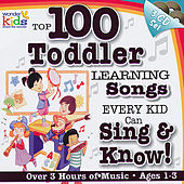 100 Toddler Learning Songs by Wonder Kids