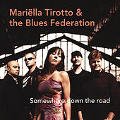 Somewhere down the road by Mariëlla Tirotto