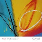 Haydn: String Quartets Op. 54 by Sacconi Quartet