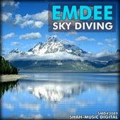 Sky Diving by Emdee