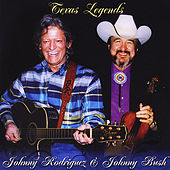 Texas Legends by Johnny Rodriguez