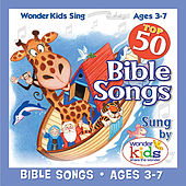 Top 50 Bible Songs by Wonder Kids