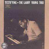 Testifying by Larry Young