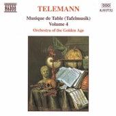 Tafelmusik Vol. 4 by Georg Philipp Telemann