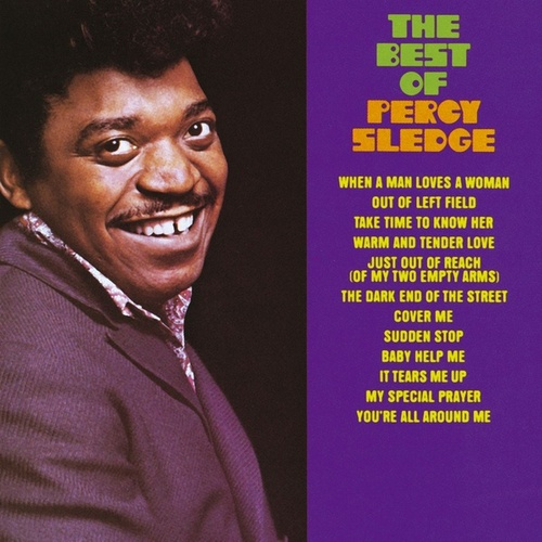 The Best Of Percy Sledge by Percy Sledge