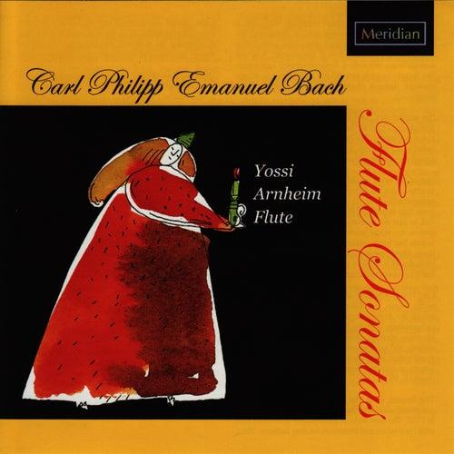 Bach: Flute Sonatas by Yossi Arnheim