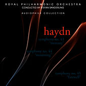 Haydn: Symphonies 43, 44, & 45 by Royal Philharmonic Orchestra