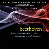 Beethoven: Piano Concerto 1 & 5 by Michael Roll