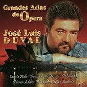 Grandes Arias de Opera Vol. 2 by José Luis Duval