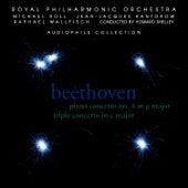 Beethoven: Piano Concerto No. 4, Triple Concerto in C Major by Royal Philharmonic Orchestra