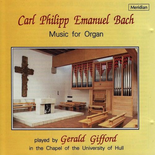 Bach: Organ Works by Gerald Gifford