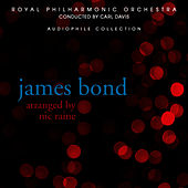 Carl Davis Conducts James Bond by Royal Philharmonic Orchestra