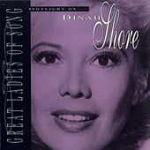 Spotlight On Dinah Shore by Dinah Shore