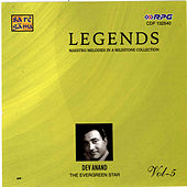 Devanand - Legends Vol 5 by Various Artists