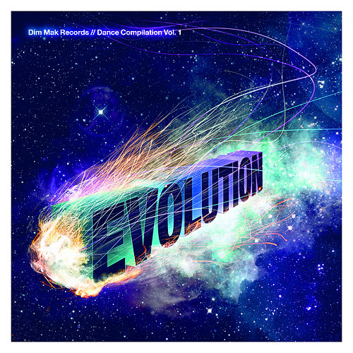 Dim Mak Dance Compilation Volume 1: 'Evolution' by Various Artists
