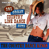 101 Great Country Line Dance Hits, Vol. 2 by Country Dance Kings
